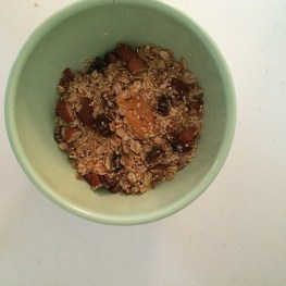 millet granola 2
